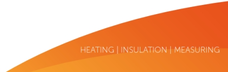 heating insulation measuring